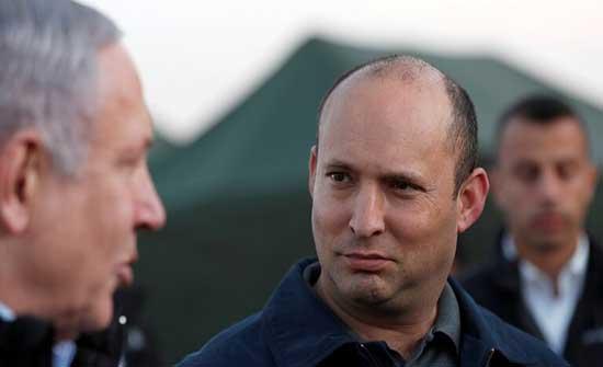 بينيت يقول إنه سيدعم حكومة جديدة برئاسة نتنياهو