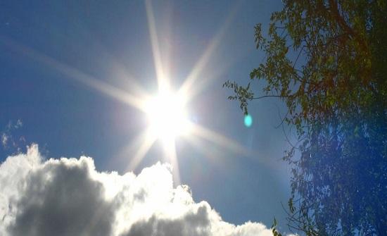الخميس : طقس صيفي وانخفاض على الحرارة