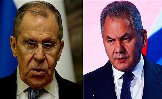وزيرا الخارجية والدفاع الروسيان يزوران أنقرة الأحد