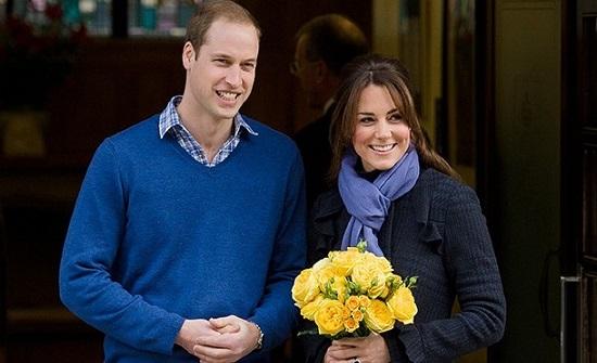 """""""جميلة جداً"""".. الأمير وليام وزوجته ينشران صورة لابنتهما في عيد ميلادها"""