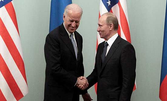 بلينكن: بايدن لا يخاف لقاء بوتين وجها لوجه ومحادثاتهما ستكون مفيدة