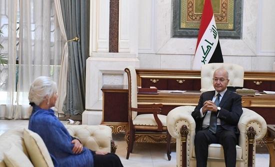 الرئيس العراقي: الانتخابات يجب أن تجري بعيدا عن الضغوط والتزوير والتلاعب
