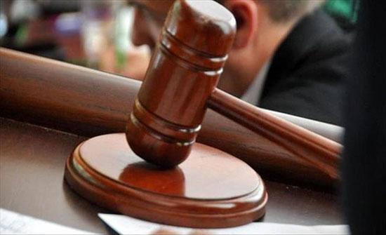 الأشغال المؤقتة لموظفين حكوميين بقضايا فساد