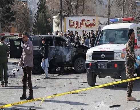 مقتل مدنيين اثنين بانفجار عبوة ناسفة شمالي أفغانستان