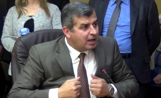 وزير البيئة يتفقد الواقع البيئي في لواءي سحاب والموقر