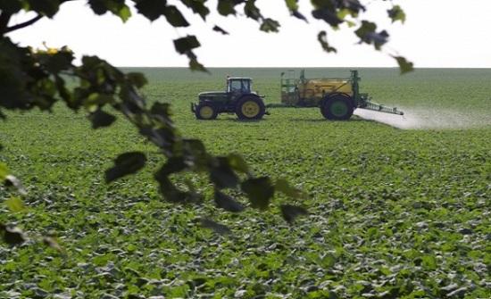 5.1% نسبة الانخفاض في أسعار المنتجين الزراعيين خلال تموز