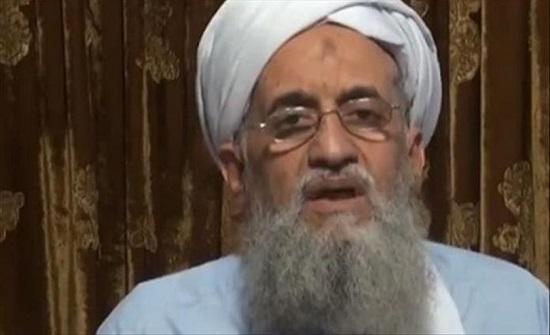 """أنباء عن موت زعيم القاعدة """"أيمن الظواهري"""" في أفغانستان"""