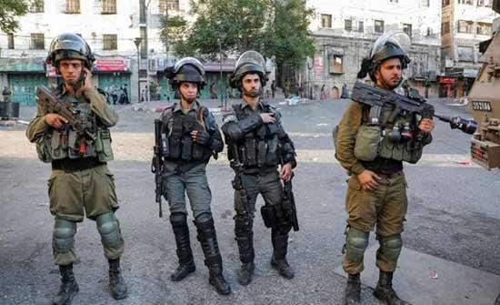 إصابة فلسطينييْن برصاص جيش الاحتلال في الضفة الغربية