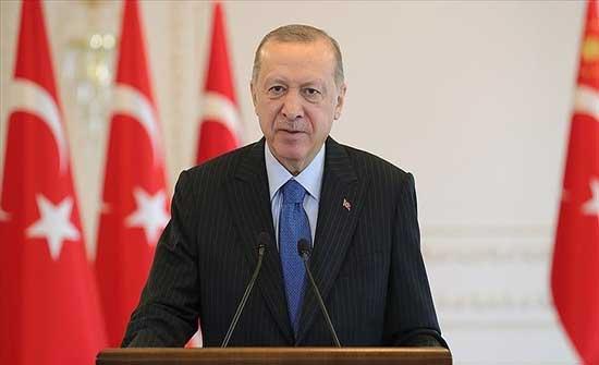 أردوغان: لا يمكن للمجتمع الدولي السماح بإطالة الأزمة السورية