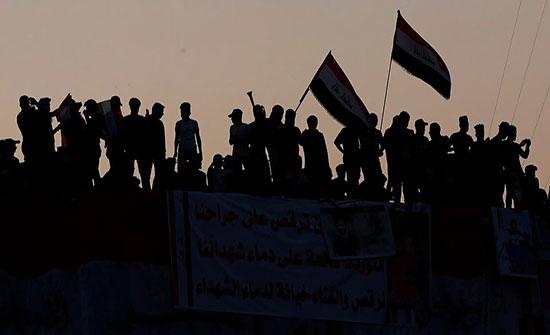 قطع التيار الكهربائي بالكامل عن ساحة التحرير في بغداد