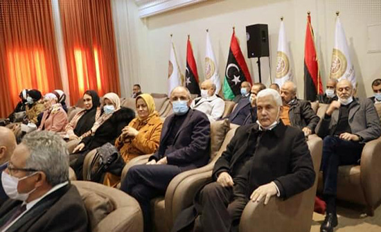 تواصل الاجتماع التشاوري المغلق للنوّاب الليبي بصبراتة