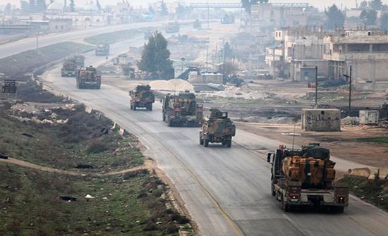 أنقرة: جنودنا لن يغادروا نقطة المراقبة في ريف حماة الشمالي