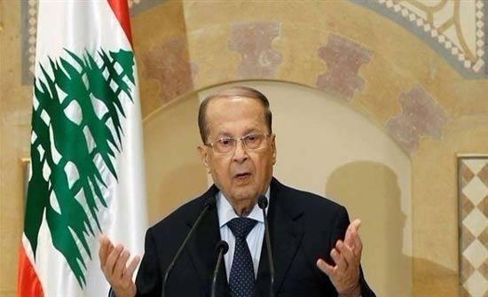 لبنان: عون يكشف عن تحركات دبلوماسية لمواجهة الادعاءات الإسرائيلية