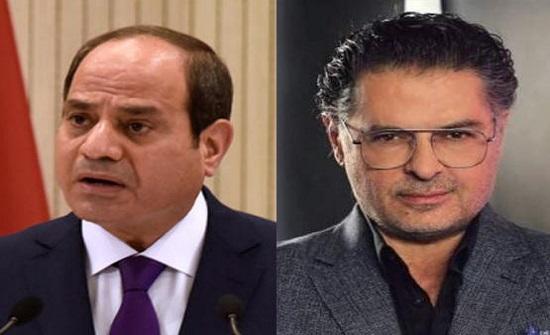 راغب : أتمنى أن يرزق الله لبنان رئيسا مثل السيسي - فيديو
