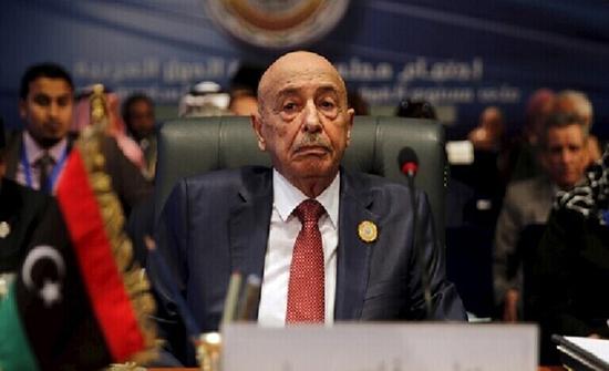 الاتحاد الأوروبي يرفع اسم رئيس برلمان شرق ليبيا عقيلة صالح من قائمة العقوبات