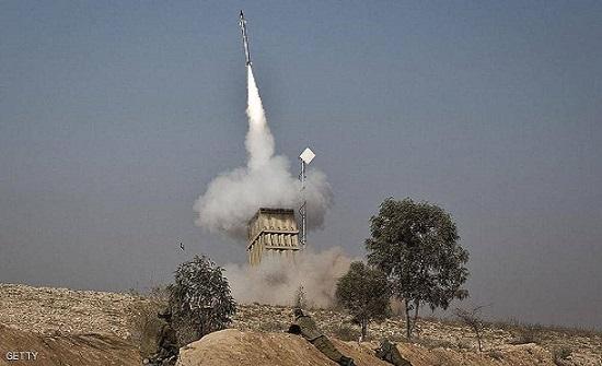 "انفجارات قرب مطار دمشق و""إسرائيل"" تعترض صواريخ بالجولان"