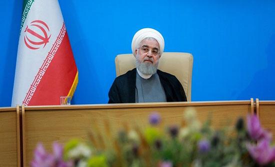 روحاني لماكرون: على أوروبا ضمان مصالح إيران المشروعة