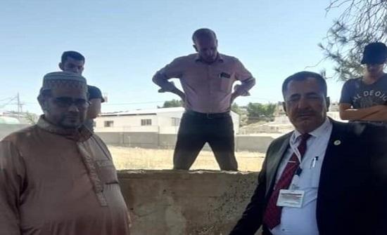 المراشدة يترأس وفد من جامعة جدارا لتشييع جثمان الطالبة مبارك