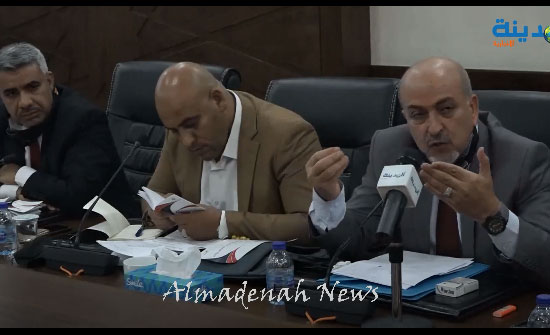 فيديو : صايل المجالي  يتهم الحكومة بإفشال مجالس المحافظات
