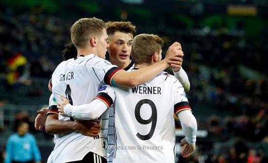 بالصور : ألمانيا تحجز بطاقة التأهل لليورو باكتساح بيلاروسيا