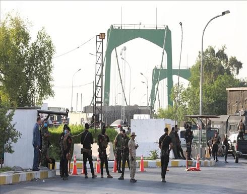 """قوات من """"الحشد الشعبي"""" تحاصر منزل الكاظمي ببغداد"""