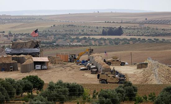 واشنطن ترسل تعزيزات عسكرية جديدة إلى سوريا