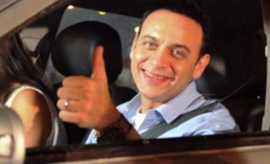 شاهد  : مصطفى قمر يحتفل بزواج نجله