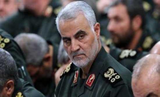 طهران تغير روايتها: الواشي بسليماني رصد قواتنا بسوريا