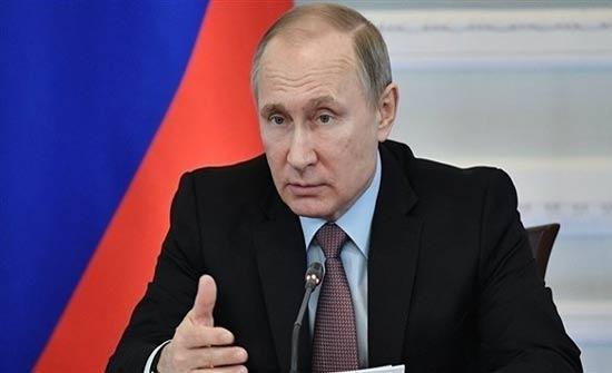 بوتين: انسحاب التحالف الغربي من أفغانستان كان خطوة متسرعة
