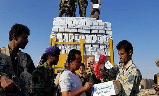 الأمم المتحدة.. قيود شديدة على وكالات الإغاثة بمناطق الحوثي