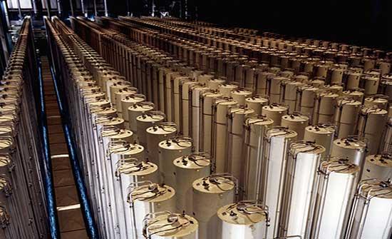 قلق اوروبي إزاء زيادة إيران لتخصيب اليورانيوم
