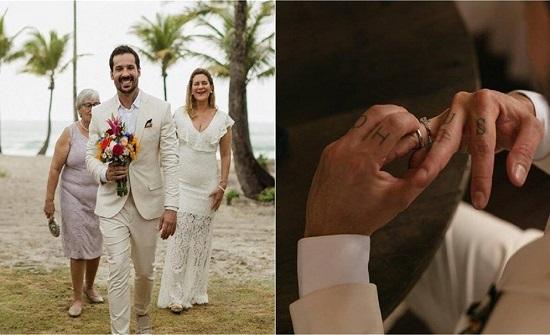 بالصور..رجل برازيلي يتزوج من نفسه بعد انفصاله عن خطيبته