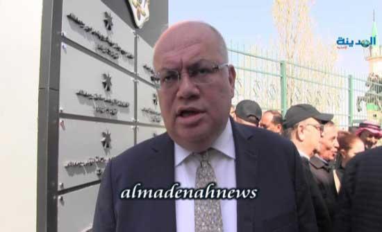 الحكم على وزير الأشغال الأسبق سامي هلسة بالحبس شهرا واحدا
