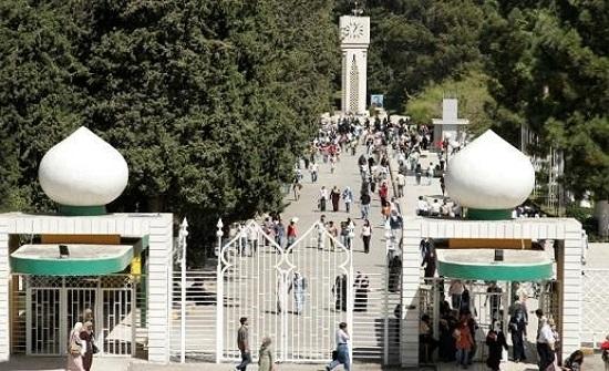 قرار حول دوام الجامعات بعد العيد ودراسة لفتح محافظات لم يسجل فيها اصابات