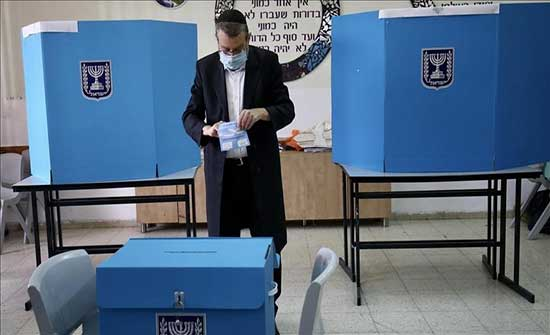 9 ساعات على بدء انتخابات إسرائيل: نسبة التصويت 42.3 بالمئة