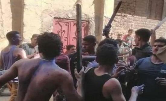 مصر.. ضبط شباب رقصوا عراة