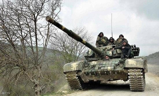أذربيجان تدخل 6 قرى.. ورد عسكري مدمر من ناغورنو كاراباخ