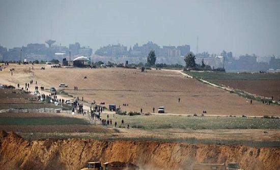 وزارة الزراعة الفلسطينية: إسرائيل تغرق أراض زراعية شرقي غزة بالمياه