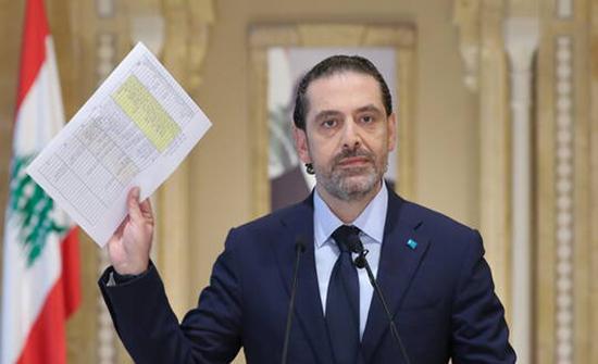 الحريري يبحث مع أمير قطر تشكيل الحكومة الجديدة في لبنان.. فيديو