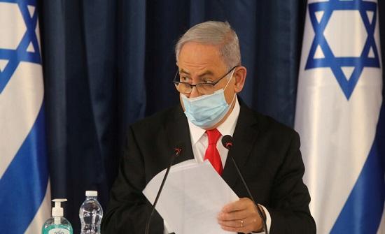 إصابة 3 من حراس  نتنياهو بفيروس كورونا