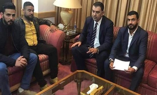 اتفاق يعلق اعتصام المتعطلين في الكرك