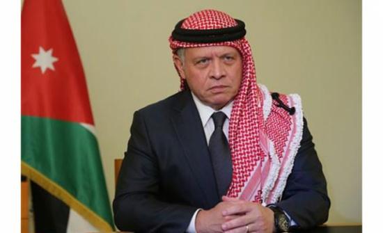 الملك يعزي خادم الحرمين الشريفين بوفاة الأمير خالد بن سعود بن عبدالعزيز