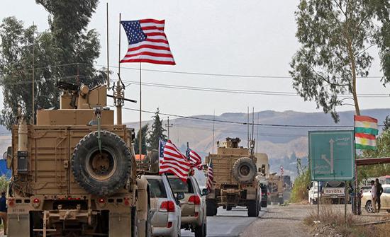 العراق.. البنتاغون ينفي استهداف شاحنات لقواته بالديوانية