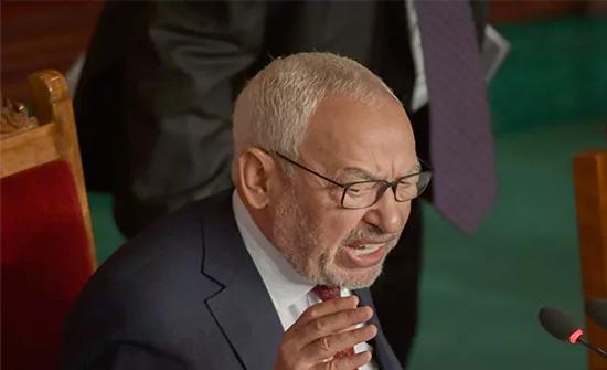 الغنوشي يوجه رسالة إلى الرئيس التونسي ويطرح مبادرة لحل الأزمة السياسية