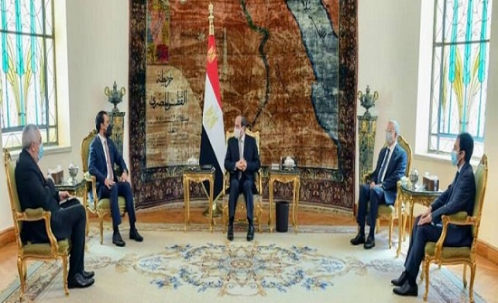 مصر تؤكد استعدادها الكامل لدعم العراق