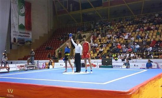 المنتخب الوطني للووشو يشارك ببطولة العالم في الصين