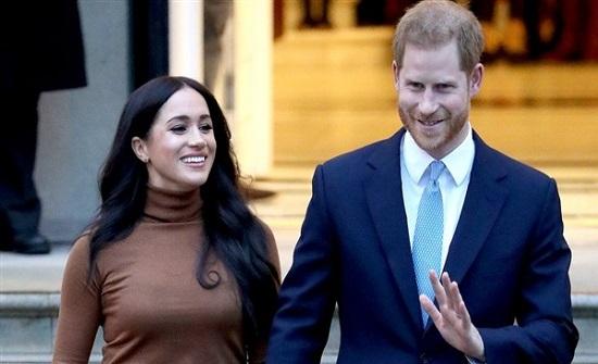 هاري وميجان خارج العائلة البريطانية المالكة للأبد.. قرار جديد