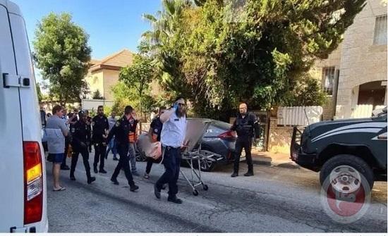 عملية طعن واصابة شرطيين إسرائيليين في القدس المحتلة