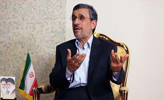 إيران.. نجاد ينتقد تصريحات مقرّب من خامنئي حول ترشّحه للرئاسة