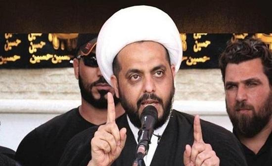 بعد ضربة الحدود.. عصائب أهل الحق تهدد الحكومة العراقية